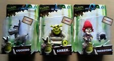 Shrek Forever After - mini-figures x3 - Giochi Preziosi - Brand New