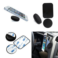 Universal Stick On Flat Dashboard Magnetic Car Mount Holder For Cell Phones