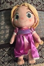 Disney Store Plush Toddler Rapunzel Doll NWT!