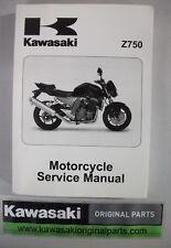 Kawasaki Z750 2004>2006 Service Manual