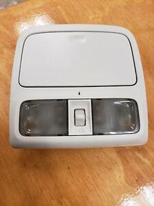 09-13 Subaru Forester XT Dome Light Sunroof Control Compartment 2009-2013