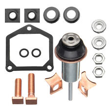 Denso Starter Solenoid Repair Rebuild Kit Contacts Parts Fit For Toyota Subaru