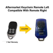 Garage Door Remote Control Compatible with Dominator DOM505 Blue grey Keychain