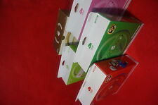 FREE Club Nintendo Wii WiiU U Handle Mario Luigi Yoshii Peach Gold Complete set