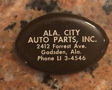 Vintage Alabama City Auto Parts 1950S Change Purse