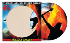 The Michael Schenker Group : Assault Attack VINYL (2017) ***NEW***