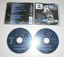 2 CD Bravo The Hits 2012 42.Tracks Cro David Guetta Coldplay Lena ... 173