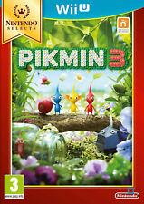 Pikmin 3 Nintendo Selects Wii U Wiiu Pal Version Fr Game 100% New