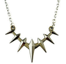 Black Panther Claws Movie TV Show Series Pendant Charm Necklace