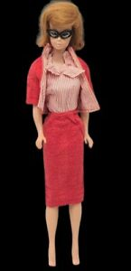 Vintage 1960s BARBIE DOLL CLOTHES, #981 BUSY GAL, BY MATTEL