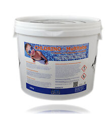 KCW® - 10 kg  5 in 1 Chlor  Multitabletten  ; 200g Tabletten