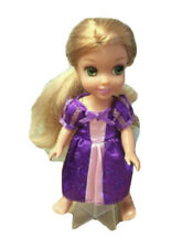 "Disney Princess Toddler 6"" Rapunzel Doll Pre Owned"