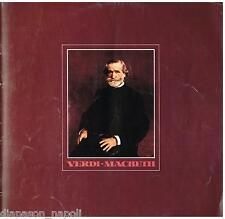 Verdi: Macbeth / Abbado, Cappuccilli, Ghiaurov, Verret, Domingo  - LP