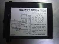 Oriental Motor SS21-UL Used Speed Control Pack