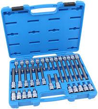 Innen Torx Nüsse 32-tlg Steckschlüssel Satz Bits Nuss BGS Schrauben Werkzeug Set