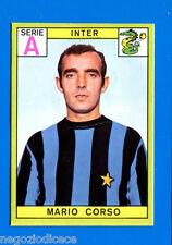 CALCIATORI PANINI 1968-69 - Figurina-Sticker - CORSO - INTER -Rec