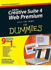Adobe Creative Suite 4 Web Premium All-in-One Desk Reference For-ExLibrary