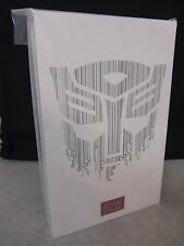 Transformers: The IDW Collection Volume 2 ~ Signed &  Limited Edition Red Label