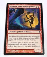 carte magic mtg - shamane à crécelle de guerre - l'ascension des eldrazi