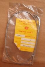 Honda CL125 Throttle Cable - Beck - NEW *FREE SHIPPING*
