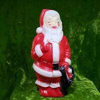 Vintage Santa Blow Mold Empire 1968