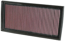 K&N Air Filter Element 33-2405 (Performance Replacement Panel Air Filter)
