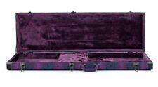 Universal BASS guitar hard case finito in viola-ideale per Fender/Warwick