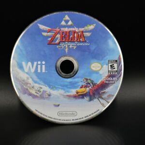 The Legend of Zelda: Skyward Sword (Nintendo Wii, 2011) Game Disc Only Tested