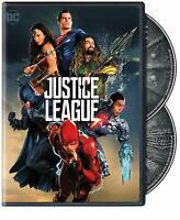 Justice League (DVD, 2018)