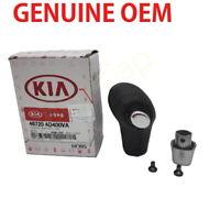 2006-2014 KIA SEDONA CANIVAL Genuine OEM Black Leather Gear Shift Lever Knob
