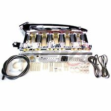 REV9 FITS SKYLINE R32 R33 RB25 RB25DET GTS PERFORMANCE INTAKE MANIFOLD CHROME