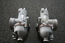 Amal-Wassell  930  Concentric Vergaserpaar für BSA Norton Triumph  UK made