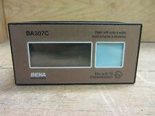 Beka BA307C Electronic Display BA307C-LBL Used CSQ