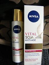 Nivea Vital Soja Anti Age Serum 40ml*Mature Skin*