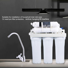 6-Stage Ultra Safe Home Reverse Osmosis Drinking Water Filter System Purifier HG