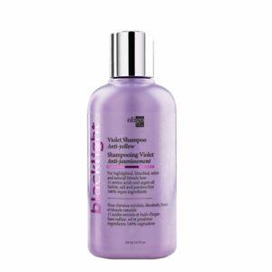 Oligo Blacklight Violet Shampoo Anti-Yellow Colored/Natural Blonde 8.5oz/250ml