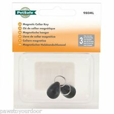 Staywell Petsafe 980 Cat Flap Magnetico Collare di Ricambio Chiave Pacco da 2 catflap PORTA