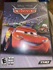 Complete —CIB—Disney Pixar CARS PC CD-Rom Video Game