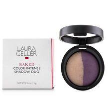 Laura Geller Baked Color Intense Shadow Duo - # Slate/Plum 7.5g Make Up