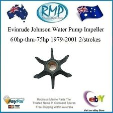 A Brand New Evinrude Johnson Pump Impeller 60hp-thru-75hp 1979-2001 # 396725