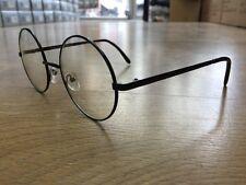 Struttura in metallo rotonda Lente Occhiali Da Sole John Lennon Oozy 60s Harry Potter Vintage Retrò