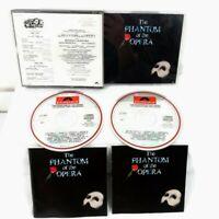 The Phantom Of The Opera Original Cast Recording(2 CD Set)