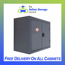 Wall Mounted COSHH Cabinet H570 x W850 x D255mm