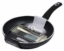 26 cm  I-COOK Frying Pan for all hobs including induction