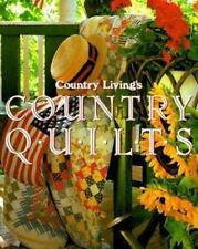 Country Living Country Quilts-ExLibrary