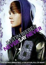 Justin Bieber: Never Say Never #5083 - 5/13/2011 DVD Justin Bieber; Boyz II Men;
