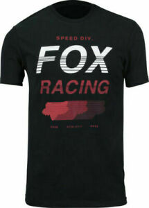 Fox Racing Men's Unlimited Airline Premium T-Shirt S/Sleeve Crew Tee Tops S M L