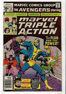 Marvel Triple Action #34: (6.0) Solid Copy