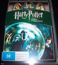Harry Potter And The Order Of The Phoenix (Aus Reg 4 R4 Widescreen) DVD Like New