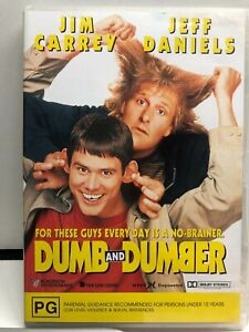 Dumb and Dumber - DVD - AusPost with Tracking